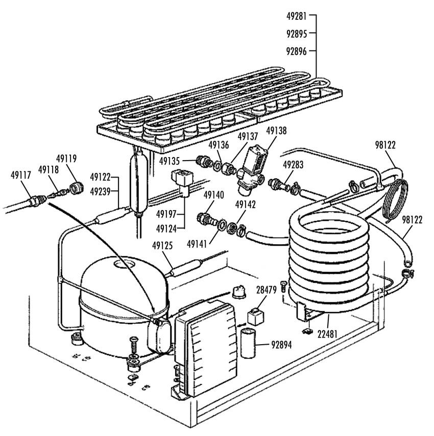 A C Condenser Unit