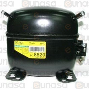 11856 Compressor SC15G R-134a 1/2HP 50/60Hz - Compressor