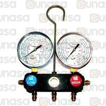 16915 2 Valves Analyzer Gas R600 - *DIFFERENT Elements