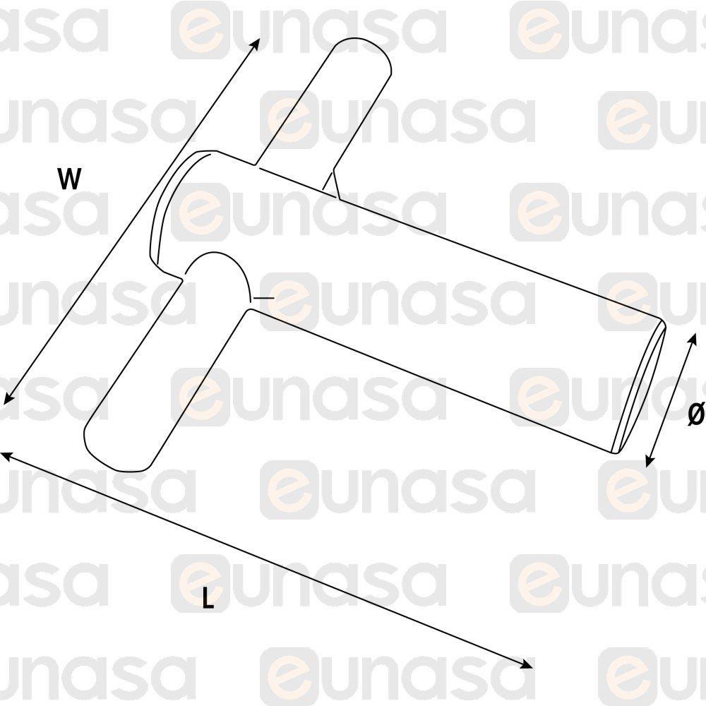 11143 llave desmontar duchas llave mec nica for Tipos de llaves para duchas