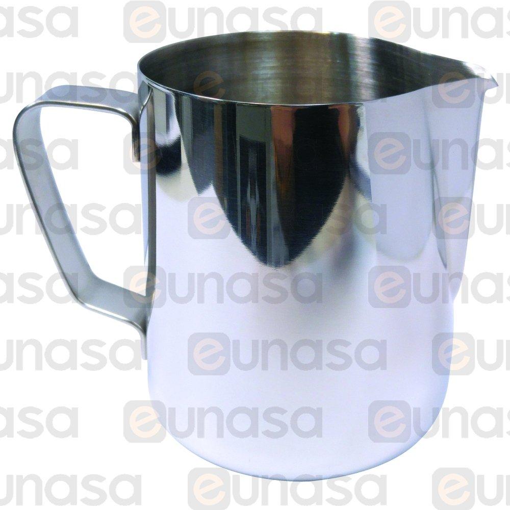 19487 jarra leche sin tapa inox jarra for Jarra leche