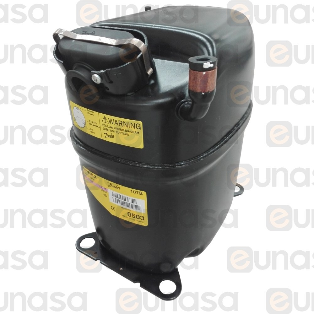 36866 Compressor GS26MLX R-404 R-507 1/4HP - Compressor