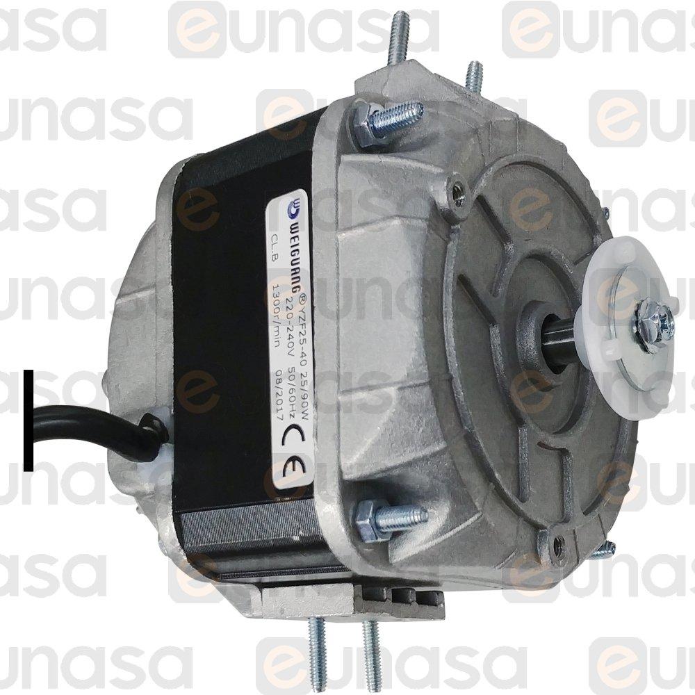 95214 Motor Fan 230V 50/60Hz 25W 1300rpm - Motor
