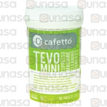 Organic Cleaner 60 Tablets Of 1.5g Tevo