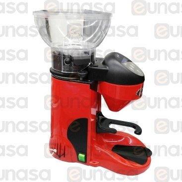 Red TRANQUILO-TRON On Demand Coffee Grinder