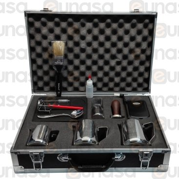 Barista Complete Kit Briefcase 470x330x150mm